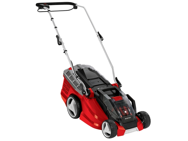 how to change slope and height of lawnmower