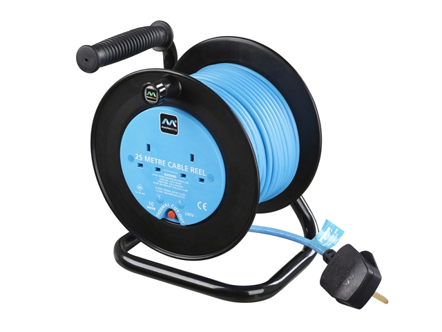 240 Volt Cable Reels | Engineers Mate
