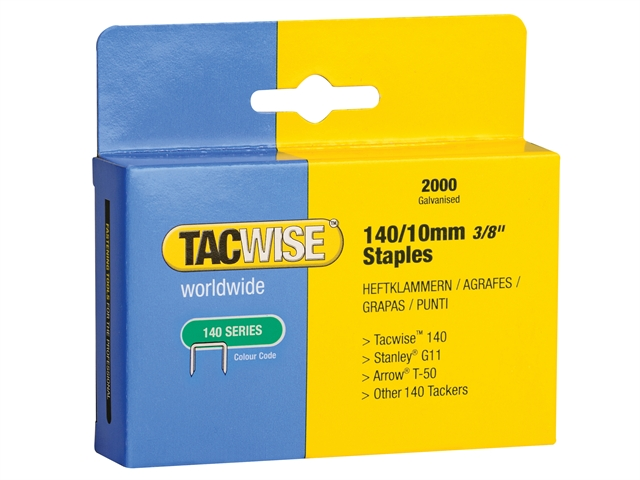 Stanley TRA204T Type 53 Light Duty Staples 6mm Pack of 1000
